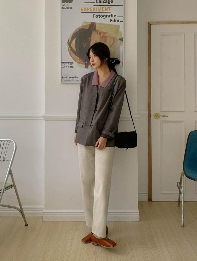 Để lúc nào cũng trẻ trung trendy, các nàng cứ lựa đúng 5 kiểu quần dài sau mà diện - ảnh 15