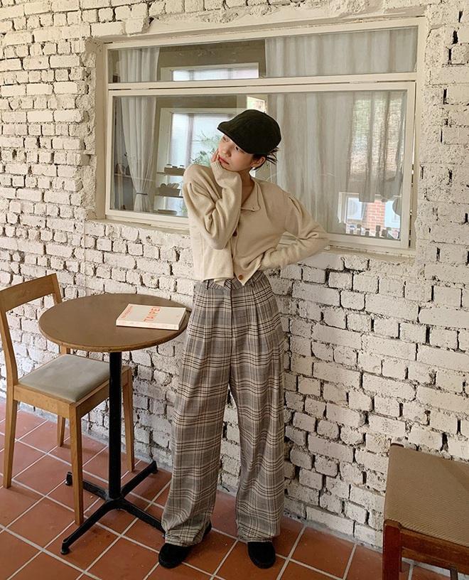 Để lúc nào cũng trẻ trung trendy, các nàng cứ lựa đúng 5 kiểu quần dài sau mà diện - ảnh 7