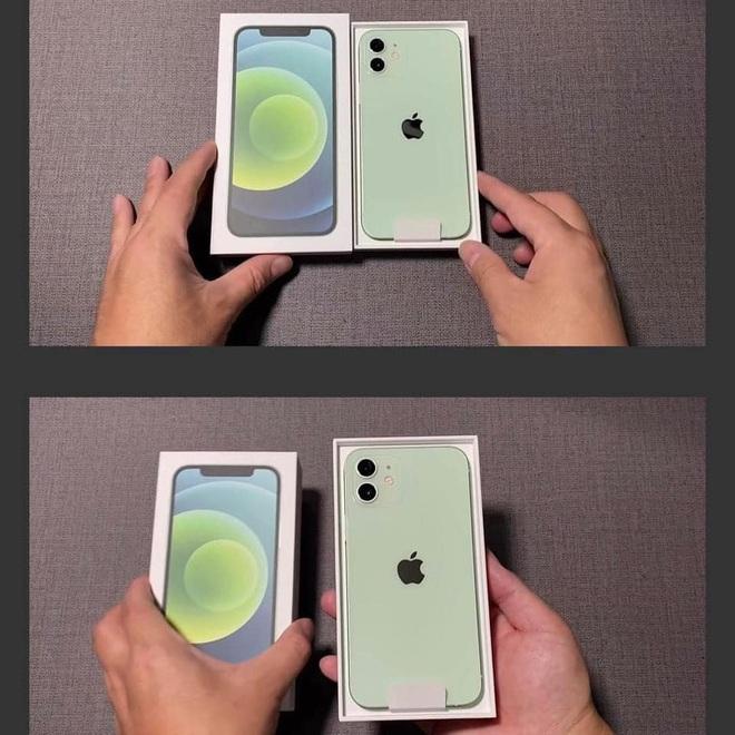 """Ngắm iPhone 12 """"xanh mint"""" đang rất được lòng iFan trên toàn thế giới - Ảnh 2."""