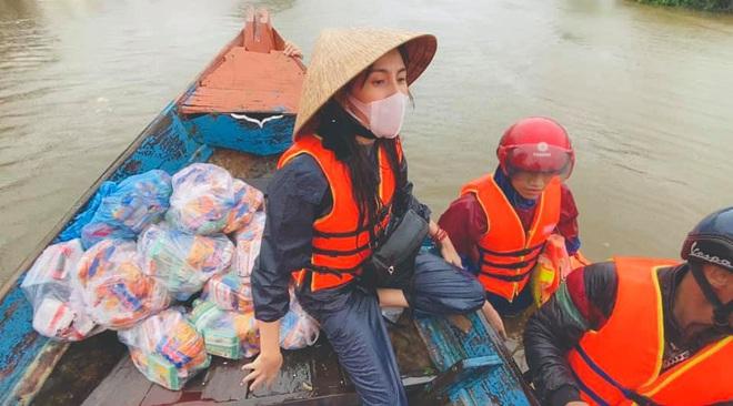 Thuỷ Tiên công khai số tiền kêu gọi chạm mốc 150 tỷ đồng, thông báo cụ thể kế hoạch cứu trợ miền Trung - Ảnh 4.