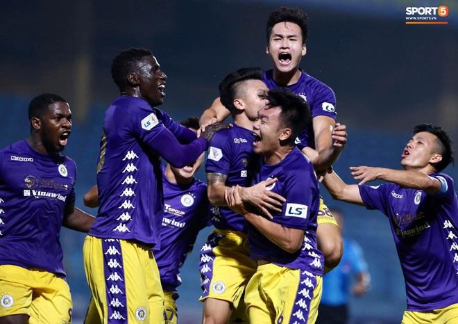 Quang Hải nổ súng phút cuối giải cứu Hà Nội FC, ăn mừng vỡ oà như đoạt chức vô địch - ảnh 5