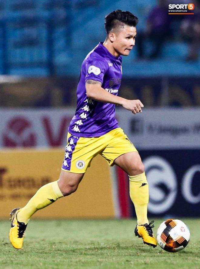 Quang Hải nổ súng phút cuối giải cứu Hà Nội FC, ăn mừng vỡ oà như đoạt chức vô địch - ảnh 1