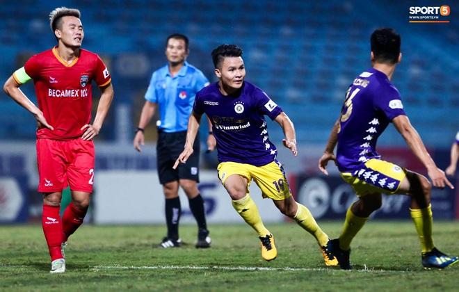 Quang Hải nổ súng phút cuối giải cứu Hà Nội FC, ăn mừng vỡ oà như đoạt chức vô địch - ảnh 2