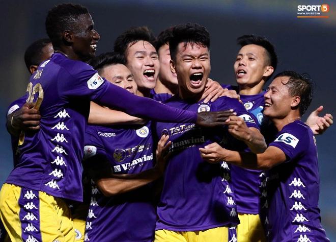 Quang Hải nổ súng phút cuối giải cứu Hà Nội FC, ăn mừng vỡ oà như đoạt chức vô địch - ảnh 12