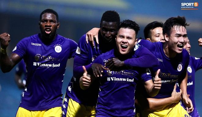 Quang Hải nổ súng phút cuối giải cứu Hà Nội FC, ăn mừng vỡ oà như đoạt chức vô địch - ảnh 8