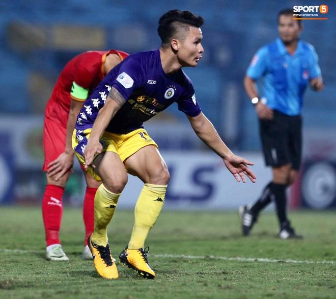 Quang Hải nổ súng phút cuối giải cứu Hà Nội FC, ăn mừng vỡ oà như đoạt chức vô địch - ảnh 3