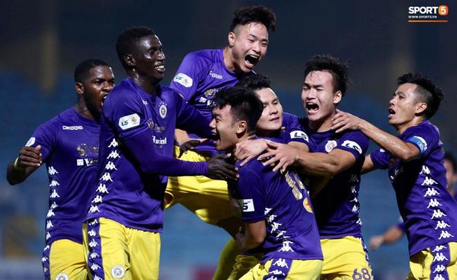 Quang Hải nổ súng phút cuối giải cứu Hà Nội FC, ăn mừng vỡ oà như đoạt chức vô địch - ảnh 6
