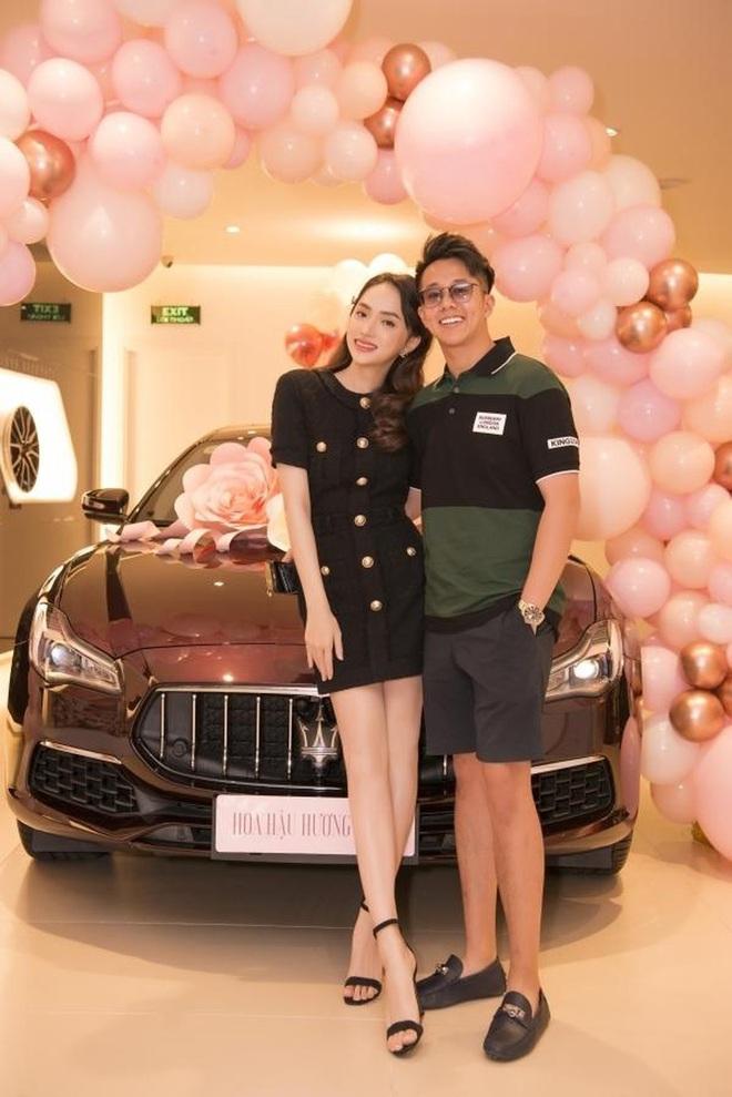 Hương Giang lái siêu xe Matt Liu tặng đến workshop Hoa hậu Chuyển giới Việt Nam, giật trọn spotlight với khí chất sang chảnh - ảnh 5