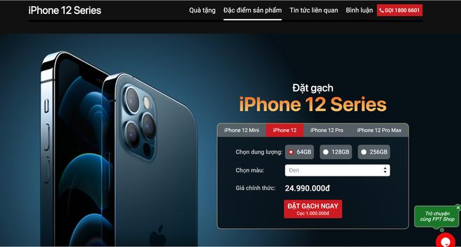 Cuối tuần nằm nhà online thấy iPhone 12 cập bến tại Việt Nam hot quá hay là mua luôn! - ảnh 22