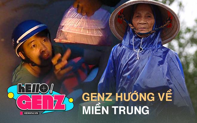 GenZ đang làm gì để cùng hướng về miền Trung? - ảnh 2