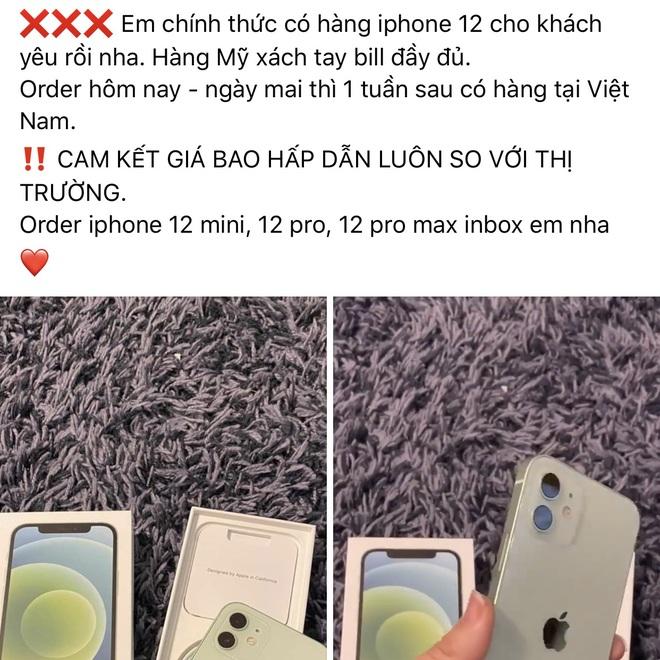 Thị trường iPhone 12 xách tay tại Việt Nam đìu hiu, con buôn chủ yếu đang thăm dò thượng đế - ảnh 4