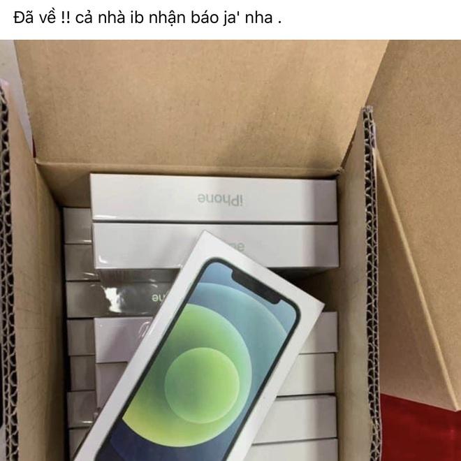 Thị trường iPhone 12 xách tay tại Việt Nam đìu hiu, con buôn chủ yếu đang thăm dò thượng đế - ảnh 2