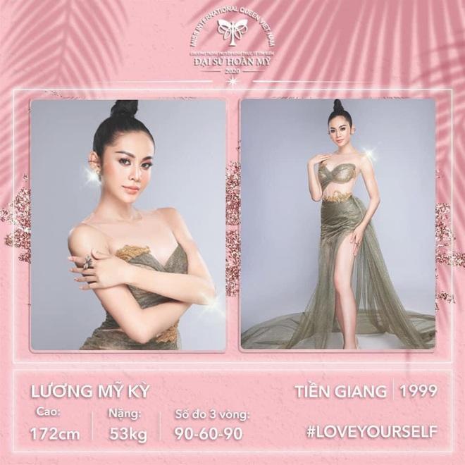 Người đẹp hot nhất cuộc thi Hoa hậu Chuyển giới Việt Nam 2020 bị chụp lén, nhan sắc có như ảnh sống ảo? - ảnh 1