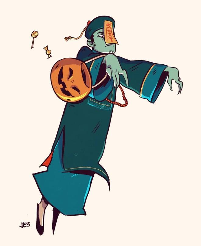Halloween bàn chuyện Zombie: Hóa ra nguồn gốc ở khắp nơi trên cả thế giới, từ nỗi khiếp đảm trở thành con mồi bạc tỷ của thời hiện đại - ảnh 2