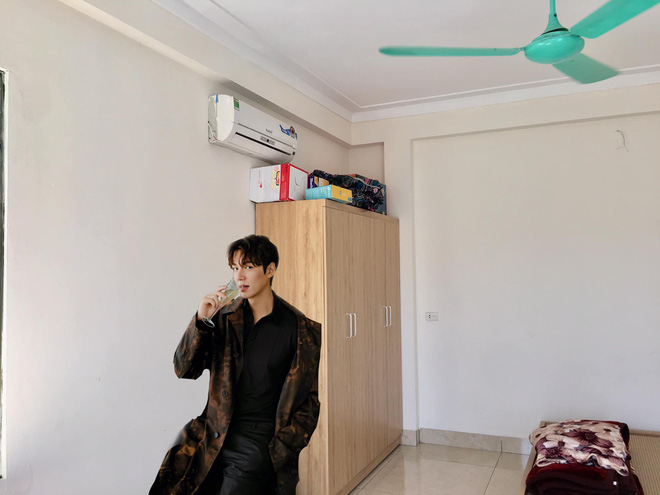 Dân tình hú hét khi thấy Lee Min Ho bỗng xuất hiện ở Việt Nam rồi cho thuê phòng, sự thật là gì? - ảnh 1