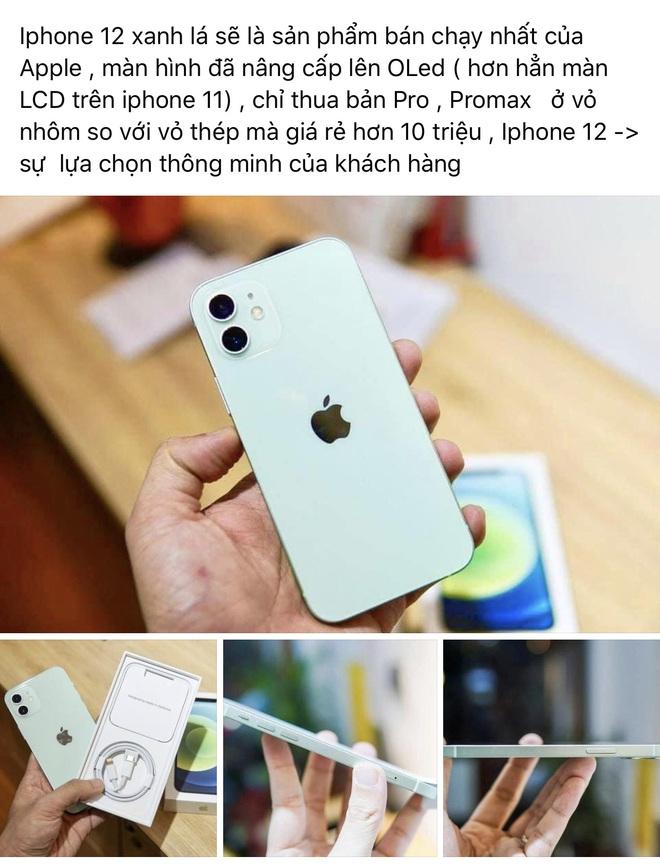 Ngắm iPhone 12 xanh mint đang rất được lòng iFan trên toàn thế giới - ảnh 7