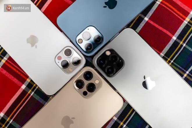 Ngắm trọn bộ iPhone 12 Pro đầy đủ 4 màu sắc vừa về Việt Nam - Ảnh 3.