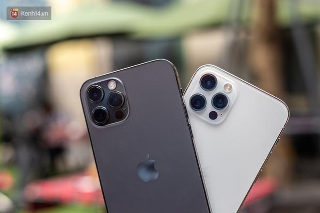 Ngắm trọn bộ iPhone 12 Pro đầy đủ 4 màu sắc vừa về Việt Nam - Ảnh 6.