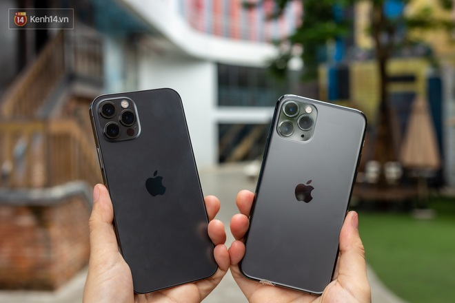 Ngắm trọn bộ iPhone 12 Pro đầy đủ 4 màu sắc vừa về Việt Nam - Ảnh 10.