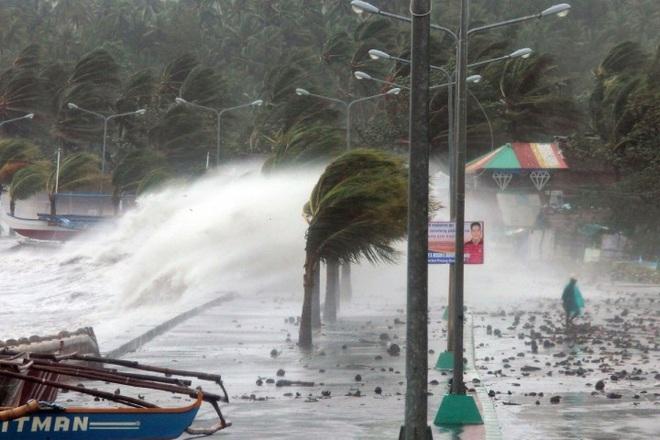 Philippines bão nối bão, Châu Á thiệt hại nặng nề vì thiên tai - ảnh 1