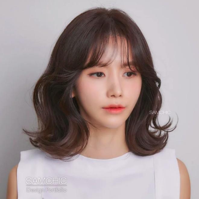 Kiểu tóc mái dành cho những nàng có lông mày vừa thưa vừa ngắn một mẩu - ảnh 5
