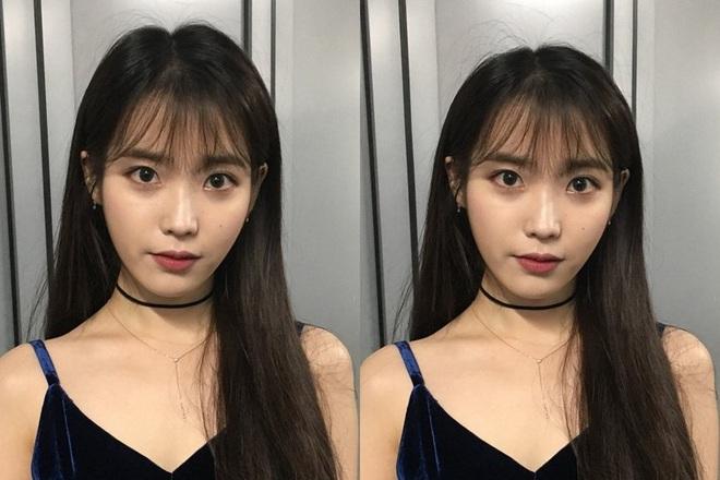 Gái Hàn có chiêu làm tóc biến mặt tròn thành thanh thoát, cực đơn giản chẳng cần ra tiệm - ảnh 2