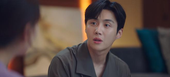 Suzy mê trai rớt liêm sỉ, biết bị lừa vẫn nhiệt tình gạ gẫm Nam Joo Hyuk về đội ở Start Up tập 4 - ảnh 1