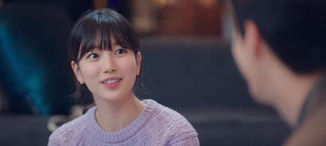 Suzy mê trai rớt liêm sỉ, biết bị lừa vẫn nhiệt tình gạ gẫm Nam Joo Hyuk về đội ở Start Up tập 4 - ảnh 2