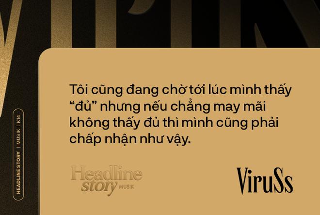 ViruSs: Có lẽ hạnh phúc của Sơn Tùng là đủ còn hạnh phúc của tôi là hơn Sơn Tùng - ảnh 4