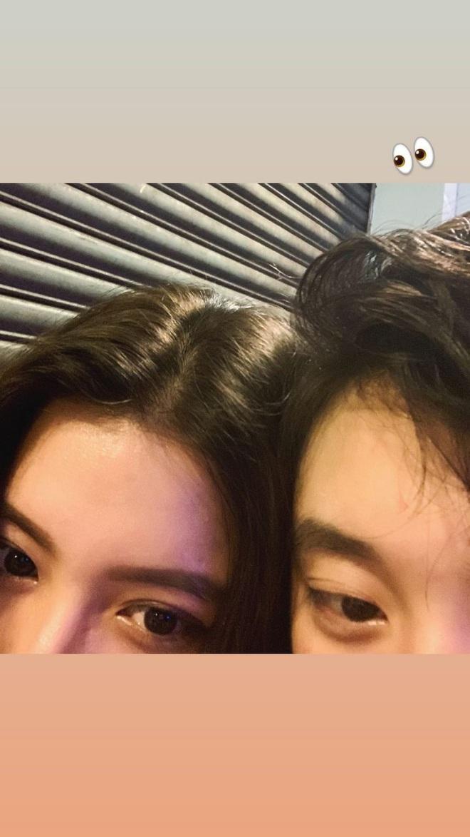 Nghi vấn Bâu - gái đẹp hot nhất Instagram đã có tình mới là người Trung Quốc và rất xinh trai - ảnh 1