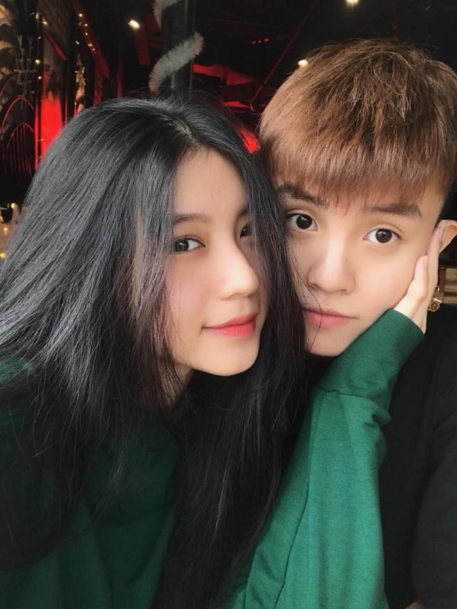 Nghi vấn Bâu - gái đẹp hot nhất Instagram đã có tình mới là người Trung Quốc và rất xinh trai - ảnh 3