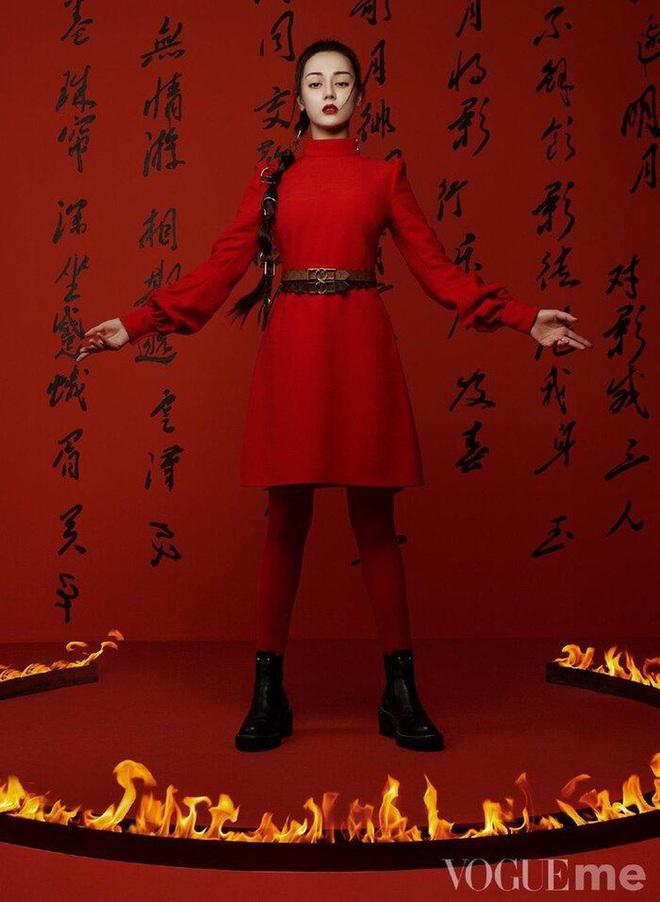 """Nhậm Gia Luân sắp tái hợp Địch Lệ Nhiệt Ba ở phim mới, fan hai nhà vừa hóng vừa sợ """"mừng hụt""""? - Ảnh 5."""
