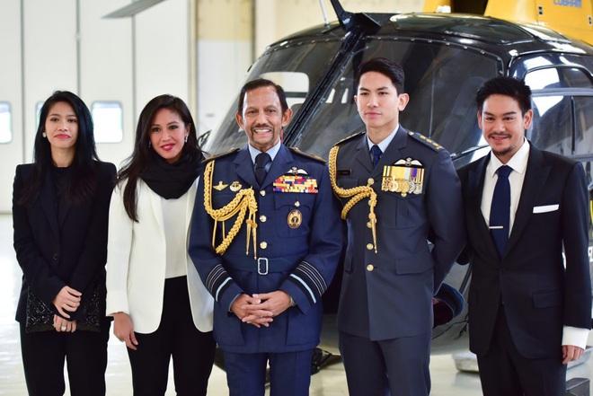 Hoàng tử trẻ tuổi của Brunei qua đời trong sự ngỡ ngàng của dư luận châu Á, cả nước thực hiện quốc tang 7 ngày - ảnh 2