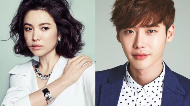 Mới nghe đồn Song Hye Kyo sánh đôi với Lee Jong Suk, netizen đã ném đá nhà gái - ảnh 1