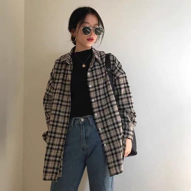 6 kiểu áo đáng sắm để mix cùng quần jeans, chị em diện mùa đông là có outfit trendy chuẩn chỉnh - Ảnh 4.