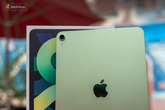 Trên tay iPad Air 2020: Rất đẹp, nhẹ, đáng mua! - Ảnh 8.
