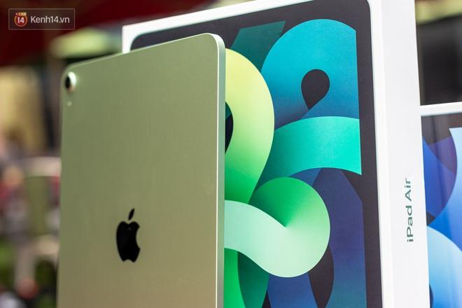 Trên tay iPad Air 2020: Rất đẹp, nhẹ, đáng mua! - Ảnh 5.