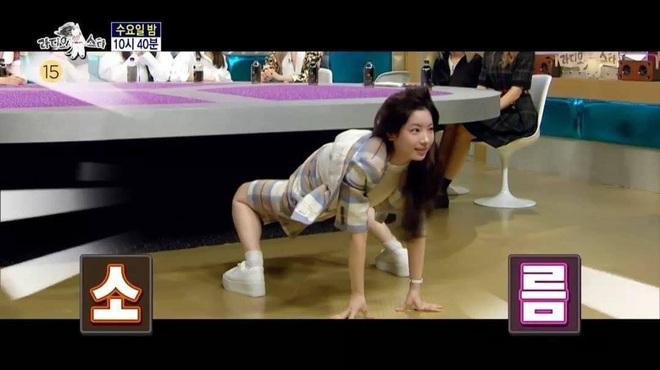 Dahyun (TWICE) xoay người uốn dẻo không khác gì phim kinh dị: Nhìn đã thấy xương kêu cót két! - ảnh 2