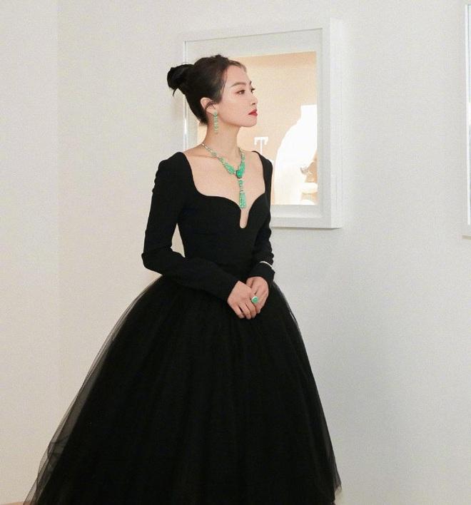 Sao nữ trên thảm đỏ tuần qua: Váy đen dễ mặc là thế nhưng Tống Thiến vẫn bị réo tên - ảnh 8