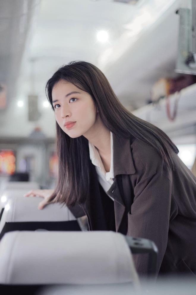 Chị gái Hoa hậu Hương Giang: Thạc sĩ Đại học, thạo 3 ngoại ngữ, nhan sắc thần tiên tỉ tỉ - ảnh 11