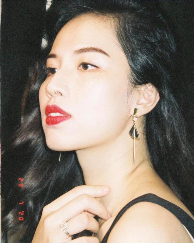 Chị gái Hoa hậu Hương Giang: Thạc sĩ Đại học, thạo 3 ngoại ngữ, nhan sắc thần tiên tỉ tỉ - ảnh 1