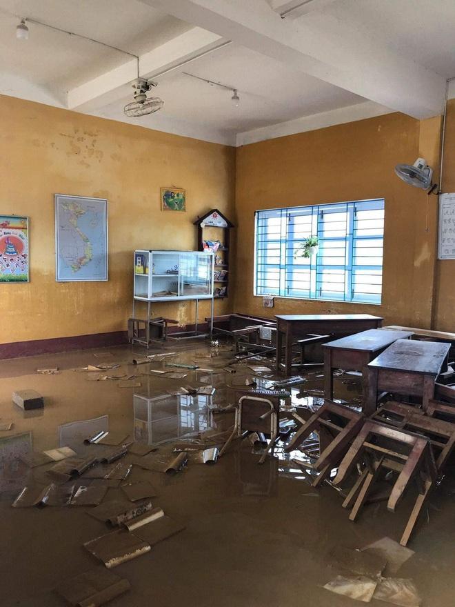 Đăng Khôi hỗ trợ tiền, xây dựng hệ thống nước sạch cho 4 điểm trường chịu ảnh hưởng nặng nề bởi bão lũ ở Huế - ảnh 2