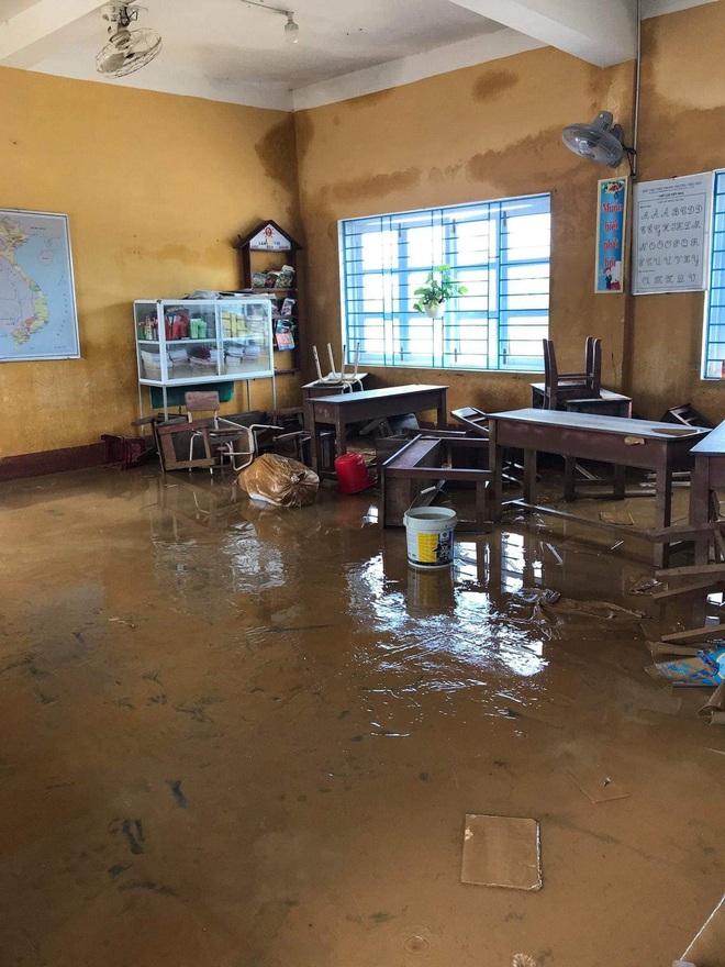 Đăng Khôi hỗ trợ tiền, xây dựng hệ thống nước sạch cho 4 điểm trường chịu ảnh hưởng nặng nề bởi bão lũ ở Huế - ảnh 4