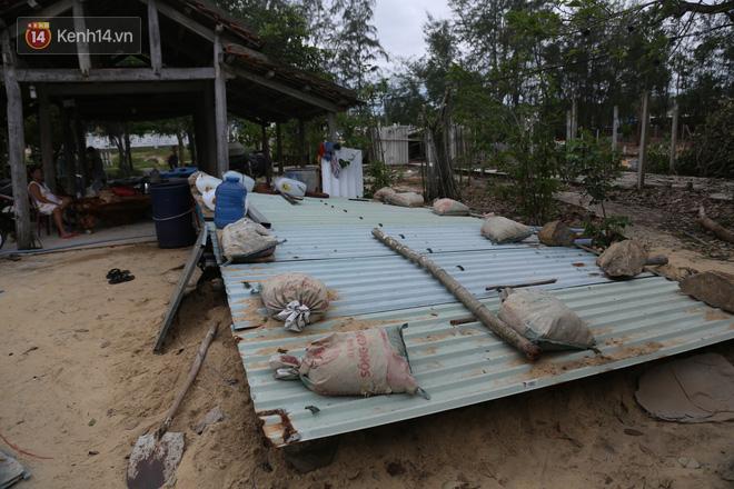 Người dân Quảng Nam đào hầm, đưa cả nhà xuống trú ẩn để tránh bão số 9 - ảnh 4