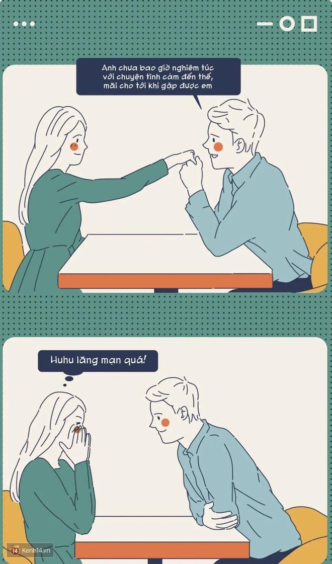 Top 10 câu nói trai đểu rất thích dùng, nghe cực bùi tai nên không cẩn thận là sập bẫy - ảnh 7