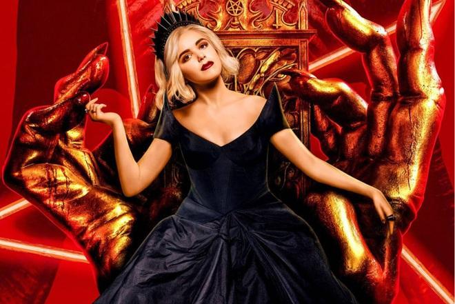 Phù thuỷ Sabrina mùa cuối bao ghê rợn nhờ dàn quái vật nguyên team đi vào hết trong trailer vừa tung - ảnh 9