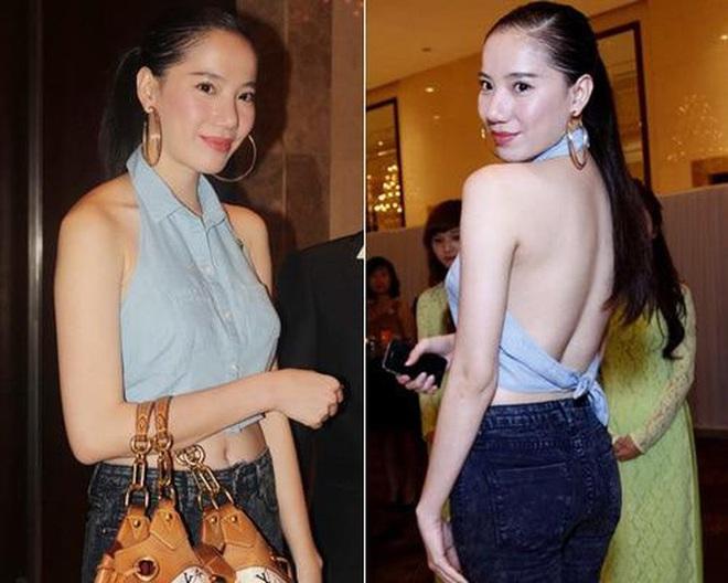 Sao Việt bị ném đá vì chuyện ăn mặc khi đi từ thiện: Người hở ngực, hở mông, người lại lên đồ như đi club - ảnh 6