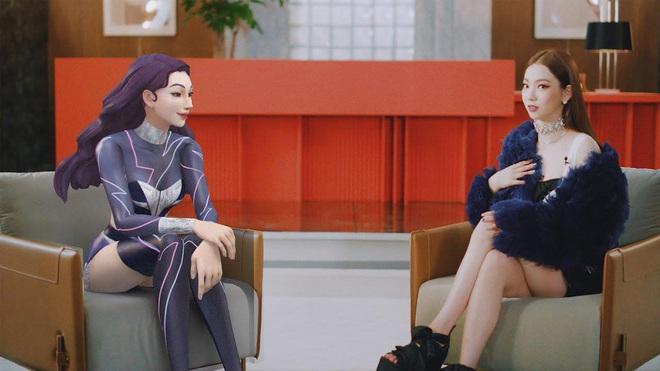 Concept thành viên ảo của aespa để lộ mặt trái rùng rợn, SM bị chỉ trích là tham tiền, không coi idol như con người? - Ảnh 7.