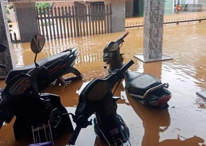 Sau khi bão số 9 càn quét, người dân đau xót nhìn khung cảnh tan hoang, tài sản bị nước lũ cuốn trôi - Ảnh 3.