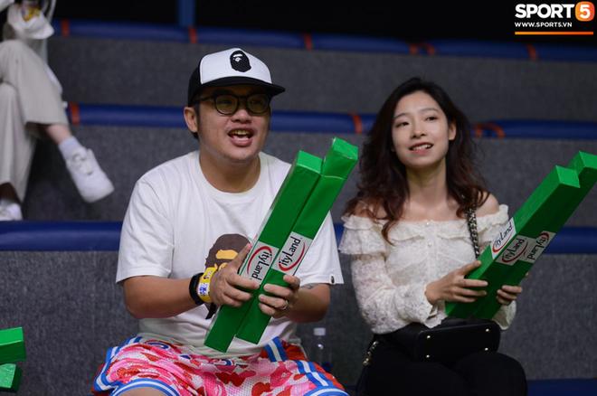 Bất chấp khoảng cách địa lí, rapper Phương Kào (Da LAB) vẫn đến xem giải bóng rổ Việt Nam vì Tâm Đinh - Ảnh 2.